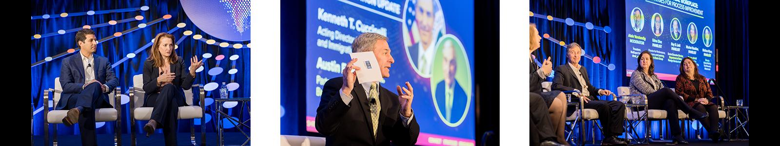 Photos of 2019 speakers